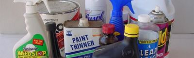 Household Items That Require Special Disposal