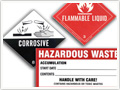 hazardous waste types